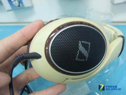 森海塞尔HD598耳机耳罩外侧