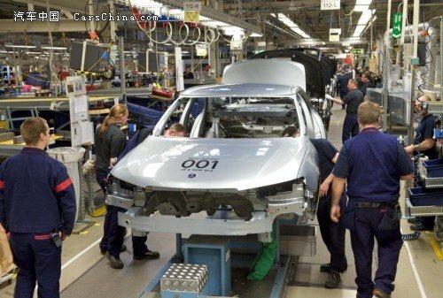 萨博汽车公司自今年4月起就麻烦不断,零部件供应商的纠纷 高清图片