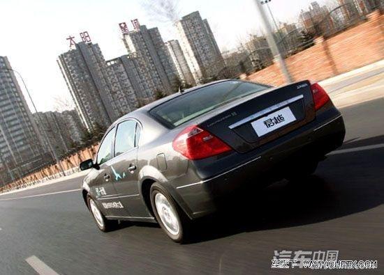 08款混合动力君越-别克新君越eAssist混合动力车型即将8月上市高清图片