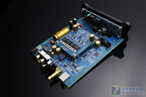 cs8412光纤输入电路图