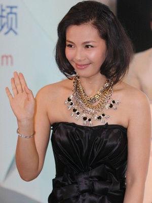 刘涛董洁 最美明星妈妈时尚服饰搭配(图2)