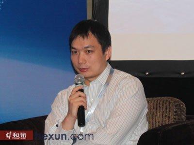 第一创业证券衍生产品部总经理黄后川