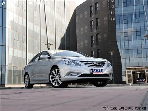 北京现代第八代索纳塔让3.1万元 有现车高清图片