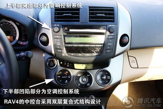 [新车实拍]2012款一汽丰田rav4到店实拍