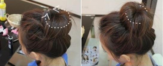 8款简单易学新手发型 一看就会