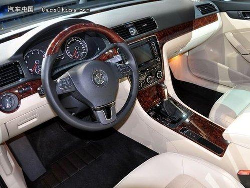 技术一流,品质一流 全新帕萨特上市导购,汽车中国高清图片
