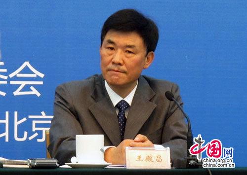 国家海洋局规划司司长王殿昌(摄影/中国网 李昭)图片