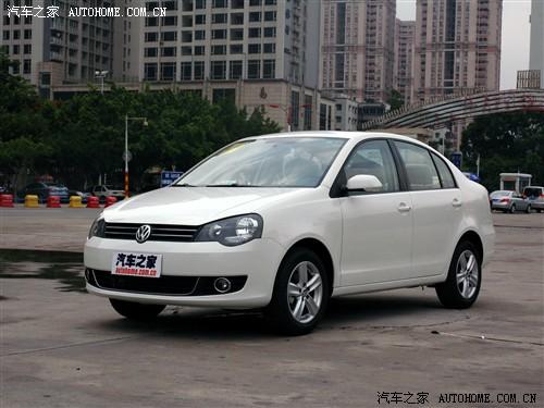 『上海大众Polo劲取』-上海大众 Polo高清图片