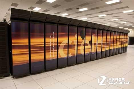 解密全球十大超级计算机[组图]