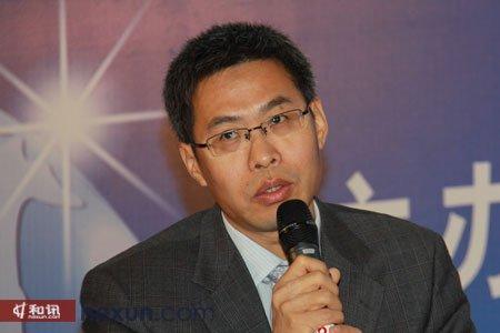 中国证监会研究中心主任 祁斌
