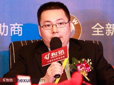 国投瑞银基金管理公司总经理助理 刘凯