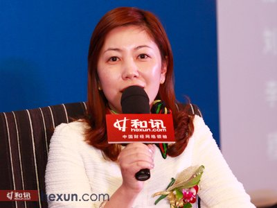 上海汇付天下有限公司高级副总裁 穆海洁