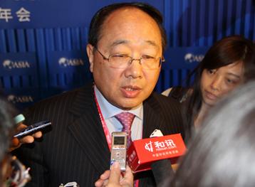李若谷:我不愿意担任IMF领导