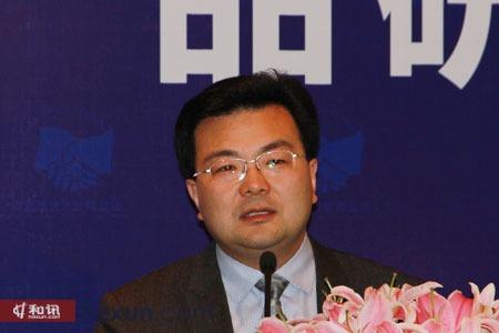 中国黄金协会秘书长 张炳南