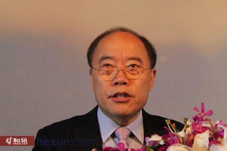 中国银河金融控股有限责任公司总经理陈有安