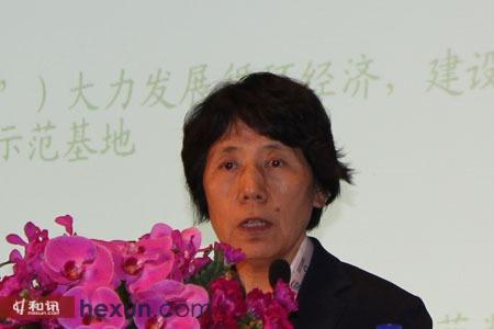 王琴华,中国有色金属协会副会长