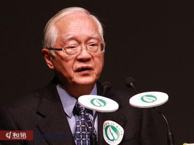 著名经济学家吴敬琏