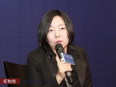 华商基金副总经理程丹倩