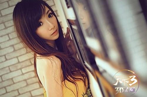 《天下3》十大美女主播晋级赛火爆开战:://tx3