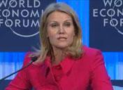 丹麦美女总理关心弱势群体