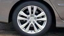 高速行驶易温度过高 车轮胎忌泼水降温