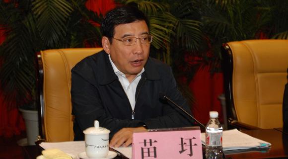 苗圩:开创新型工业化信息化新局面