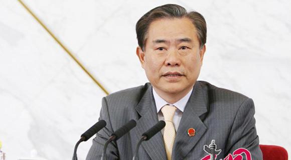 全国人大常委会副秘书长、新闻发布会主持人李连宁