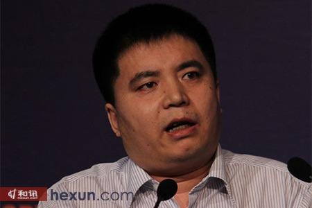 卓创资讯有限公司副总经理兼塑料分公司总经理吕春江发表演讲