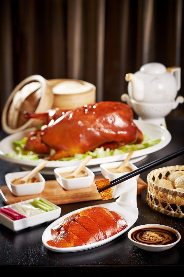 深圳东海朗廷酒店 唐阁 打造正宗北京烤鸭