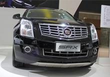 凯迪拉克SRX亮相南京车展