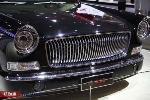 豪华盛宴 广州车展百万级豪华车型汇总