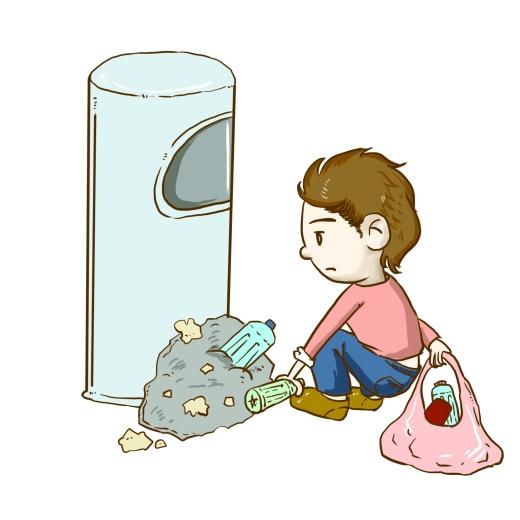 生病难受动漫图片_捡垃圾漫画图片图片_捡垃圾漫画图片图片下载