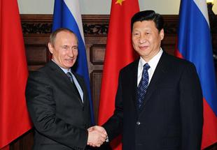 习近平出席冬奥开幕式 会见俄罗斯总统普京