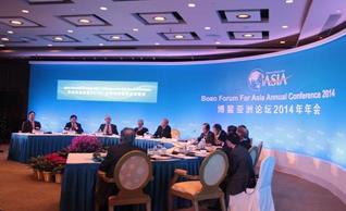 亚洲经济展望2014