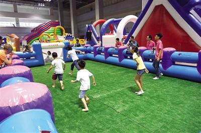 看重庆有线儿童节目 玩转亲子嘉年华