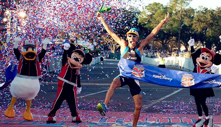迪士尼:童话与跑步的完美结合