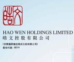 皓文控股有限公司(8019.HK)
