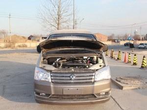 风行菱智作为高级公务、商务用车,满足了客户对车辆大气沉高清图片