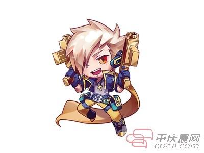 天天酷跑_重庆游戏业,何时能像《天天酷跑》中的金枪小帅那样,骑上一头吞金迅猛