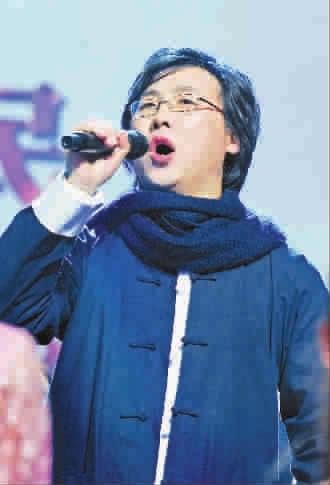 廖昌永本版摄影 郭新洋