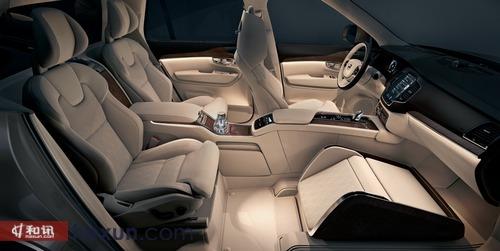 沃尔沃全新XC90 T6三款车型在华启动预售