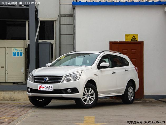 东风启辰T70-购买启辰T70优惠2000元 店内现车在售高清图片