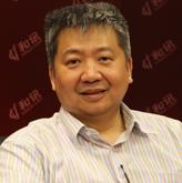 财经评论员张捷