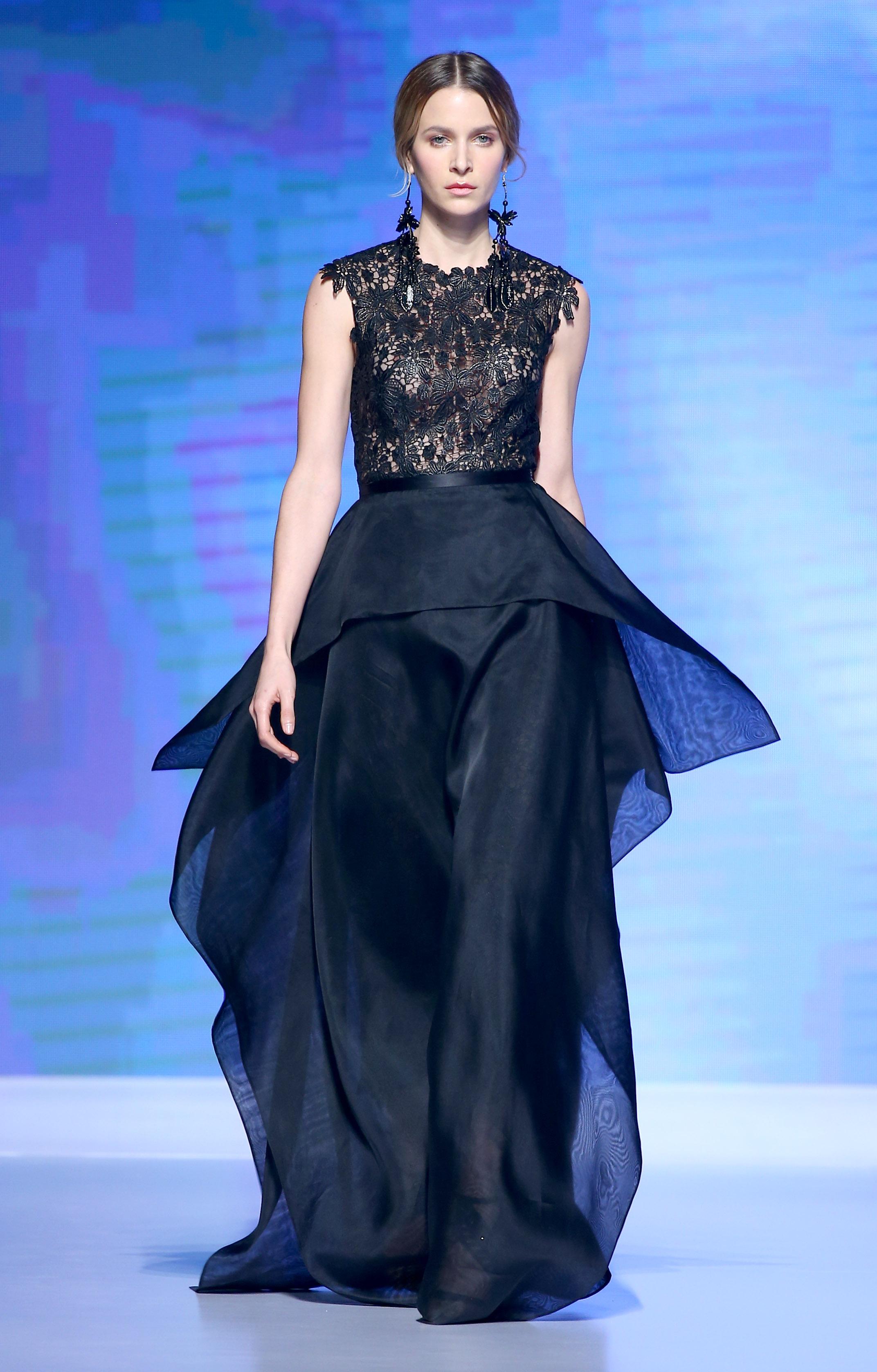 (锐视角)(4)中国国际时装周在京落幕