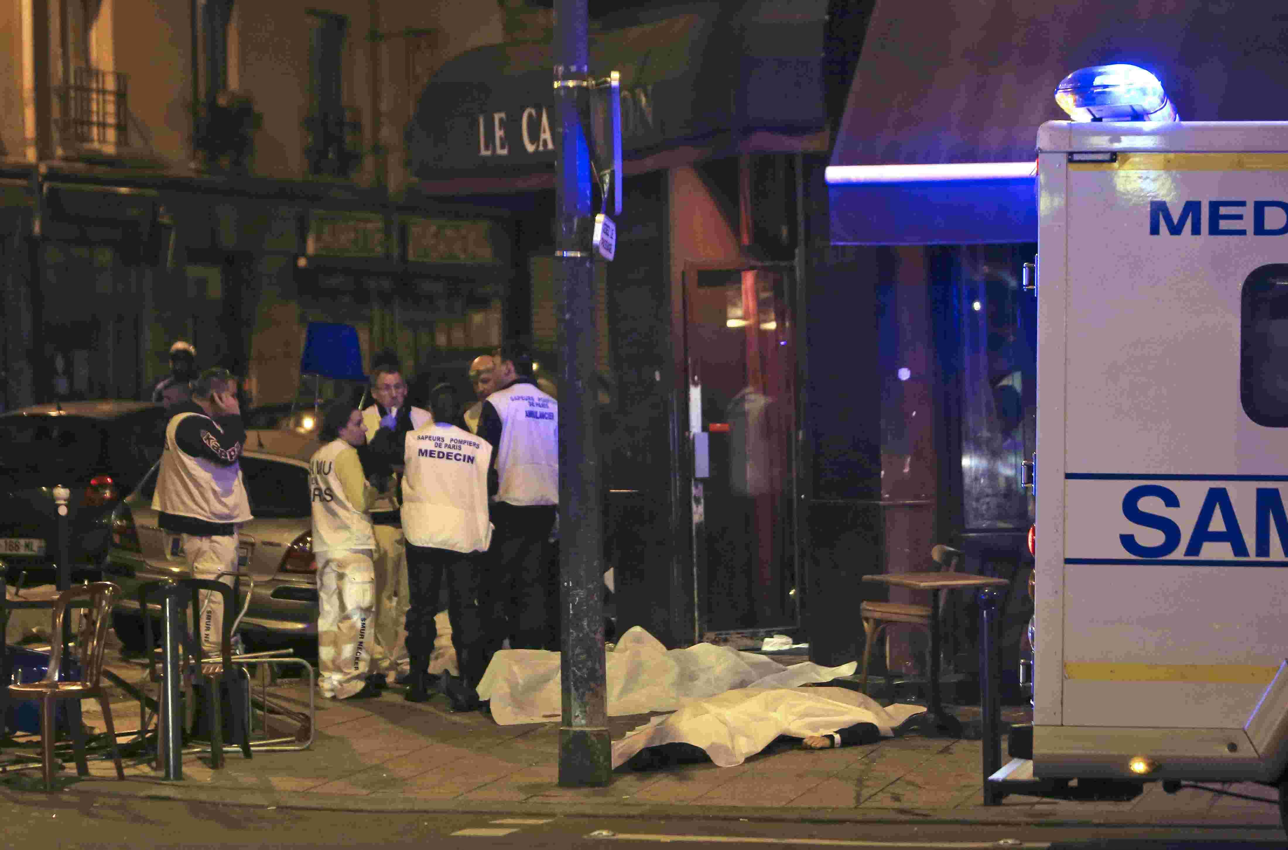从巴黎的恐怖事件中,看中东问题,【原创】 - kkk20088 - kkk20088的博客