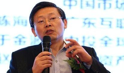 原社科院中小企业研究中心投融资部主任、著名经济学家吴怀山