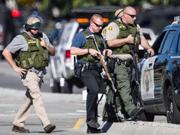 美国加州枪击案