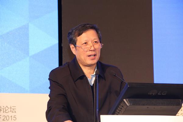国家统计局副局长许宪春先生演讲