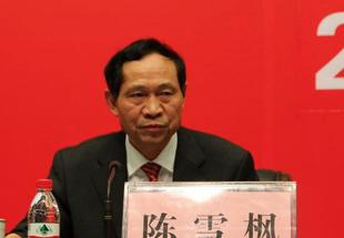 """2016年""""首虎""""落马 洛阳书记陈雪枫被调查"""