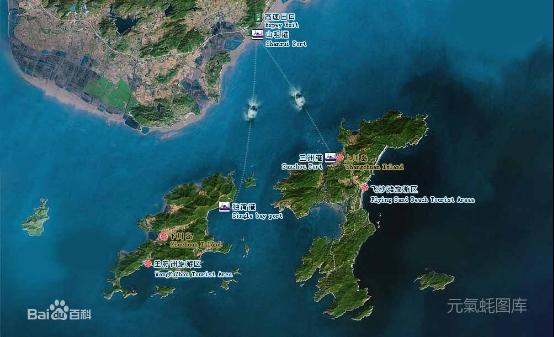元气蚝优选国内生蚝养殖基地之一:台山上下川岛